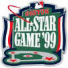 1999 All-Star game logo